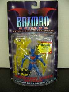 Lightning Storm Batman Figure Batman Beyond