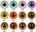 PREMIUM SAFETY EYES MIXED COLORS ARTICLE V 22mm TEDDY BEARS PLUSH TOYS