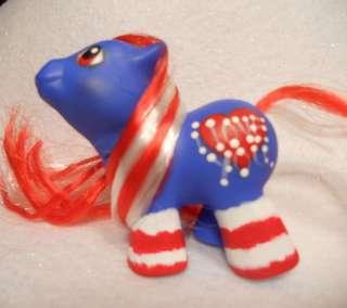 Raggedy Ann * OOAK Custom My Little Pony
