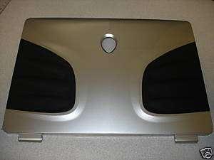 Alienware Area 51 M5550 LCD Top Panel Silver/Black New