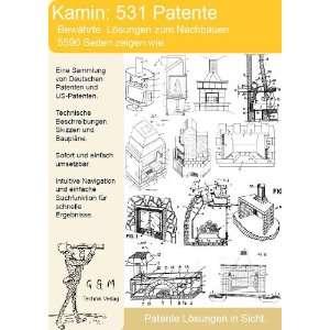 Kamin selber bauen. Nutzen Sie 531 Patentes Wissen