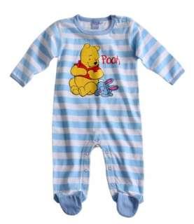 Disney Tigger Baby Schlafanzug blau