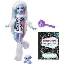 Monster High Doll   Abbey Bominable   Mattel 1001134   Fashion Dolls
