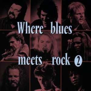 Where Blues Meets Rock Vol.2 Various  Musik