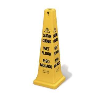 Rubbermaid 36 In. Safety Cone With Multi Lingual Imprint FG 6276 77