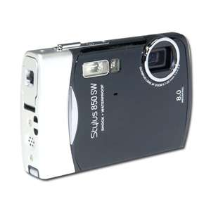 Olympus STYLUS 850 SW Water Proof Digital Camera   8.0 Megapixels, 3x