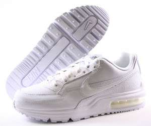 316376 111] NIKE MENS AIR MAX LTD WHITE 7.5 10.5