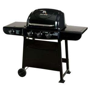 Char Broil 3 Burner Propane Gas Grill with Side Burner 463722312 at