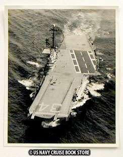 USS ORISKANY CVA 34 CRUISE BOOK 1960  2 BOOK SET