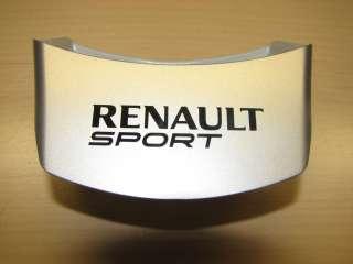 Original Renault Sport Lenkrad Monogramm für Clio III