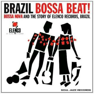 Brazil Bossa Beat [Vinyl LP] Soul Jazz Records Presents, Various