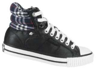 British Knights Schuhe Atoll PU/Canvas Black Navy: .de: Schuhe