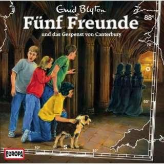 Freunde 88   Und Das Gespenst Von Canterbury (Teil 4) Fünf Freunde