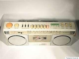 GRUNDIG 455 STEREO RADIORECORDER RADIO KOFFERRADIO