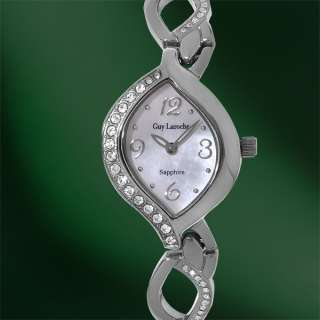 Guy Laroche Couture Series, Swiss Ladies Bracelet Watch SS