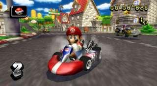 Nintendo Wii Konsole schwarz Mario Kart bundle   NEU   0045496342531