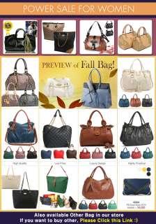 New Fashion Women Shoppers Hobo Tote Purse Shoulder Ladies Handbag