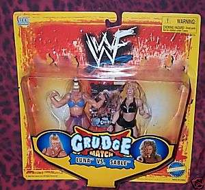 WWF Grudge Match LUNA VS. SABLE