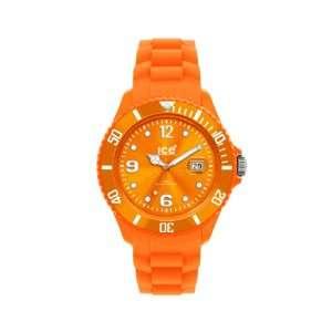 Ice Watch Unisex Armbanduhr Small Sili Forever orange SI.OE.S.S.09