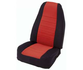 2007 2012 Jeep Wrangler & Unlimited Neoprene Seat Covers Front and