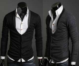 NWT Mens Premium Stylish Knitwear Cardigan 1709