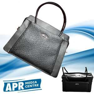 targus leather look ladies laptop notebook computer case free delivery
