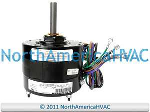 Smith York Coleman FAN MOTOR 1/8 HP 230v F42E05A50