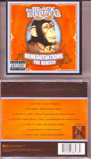The BLACK EYED PEAS Renegotiations   The remixes (CD)