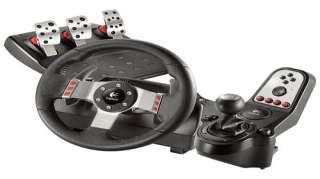 Logitech G27 Racing Wheel For PC PS2 PS3 (BRAND NEW)