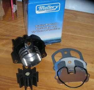 Kit pompe à eau turbine embase OMC COBRA moteur V6 V8
