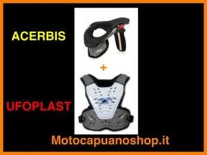 LEATT BRACE PROTEZIONE COLLO COLLARE CROSS ENDURO QUAD