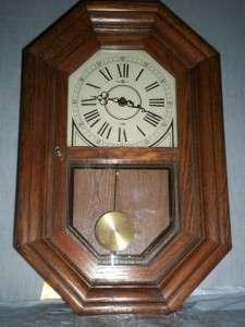 Howard Miller 612 475 Quartz Pendulum Wall Clock Westminster Movement