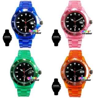 item name nice toy japan quartz movement plastic watch colour pack 2 4