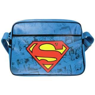 SUPERMAN RETRO SHOULDER BAG NEW & OFFICIAL SATCHEL