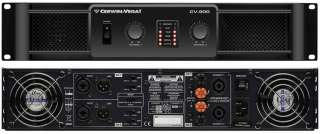 Cerwin Vega CV 900 HIGH PERFORMANCE POWER AMPLIFIER