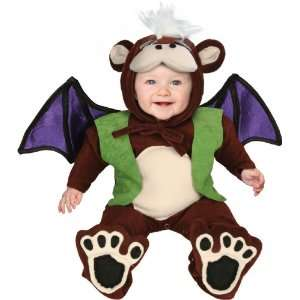 Flying Monkey of Oz Bunting Costume   0 6 Months   Kids