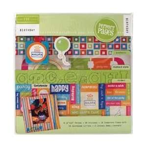 Colorbok Birthday Page Kit 12X12 45320; 2 Items/Order