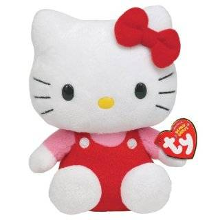 Ty Beanie Baby Hello KitTy with Bear Toys & Games