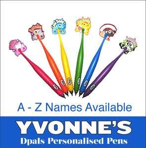 Magnetic Personalised Name Pen Kids Birthday Christmas Gift J