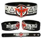30 SECONDS TO MARS Rubber Bracelet Wristband Kings an