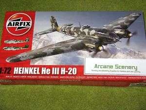 Airfix HEINKEL 111 H 20 1/72 Scale Kit 5021