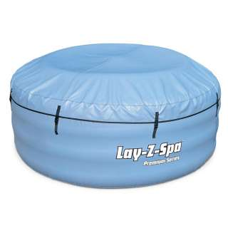 Bestway Lay Z Spa Round Leatheroid Base & Cover