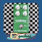 TonePrint Corona Chorus Pedal NEW   FREE Shipping & Patch Cable