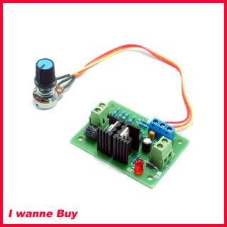 12V 24V 3A DC Motor Speed Control PWM HHO RC Controller