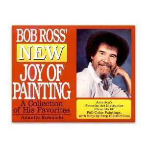 Bob Ross New Joy of Painting Book: Arts, Crafts & Sewing