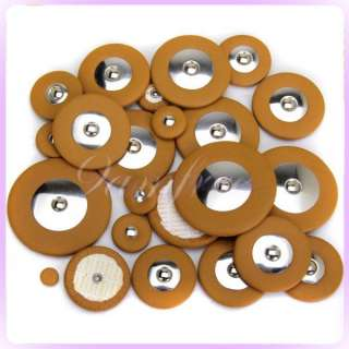 25 Tenor Saxophone Sax Pads Replacement Repair Spare