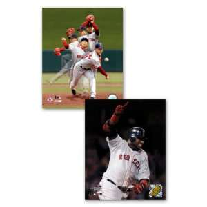 Daisuke Matsuzaka And David Ortiz , 20x24:  Home & Kitchen