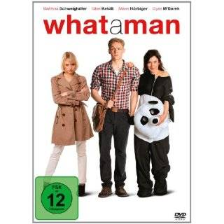 What a Man (2011) [ NON USA FORMAT, PAL, Reg.2 Import   Germany