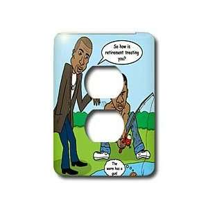 Rich Diesslins Funny General   Editorial Cartoons   Kanye West and 50