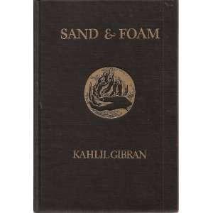 San & Foam: Kahlil Gibran: Books